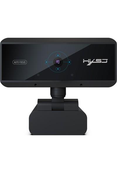 Hxsj S3 5MP Otomatik Odaklama Webcam (Yurt Dışından)
