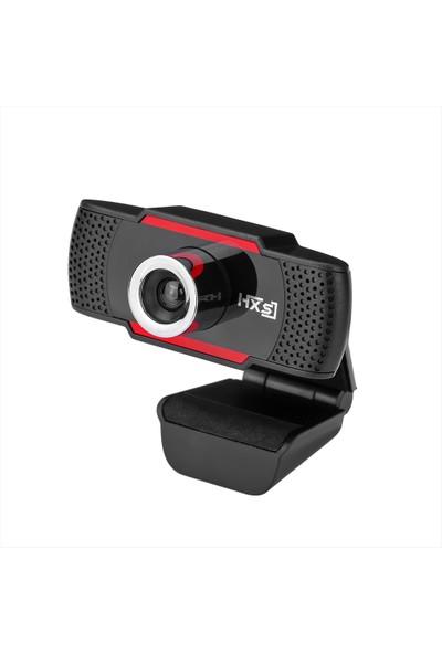 Hxsj S30 720 P Webcam Manuel Odak Bilgisayar Kamera (Yurt Dışından)