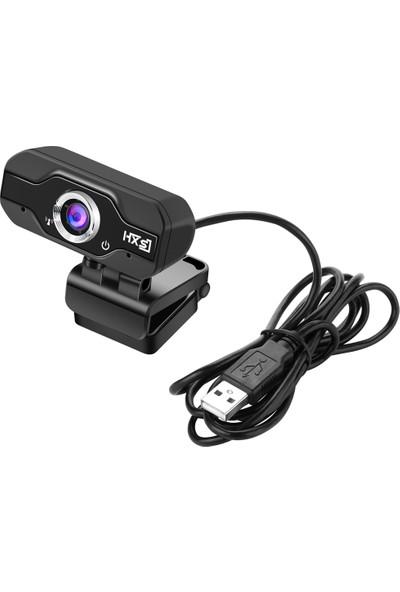 Hxsj S50 HD Webcam Masaüstü Dizüstü Bilgisayar (Yurt Dışından)