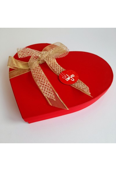 Chokaranj Kalpli Kutuda 14 Şubat Sevgililer Günü Hediyesi Kişiye Özel Çikolata