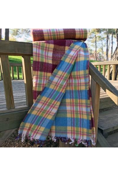 Yavuz Tekstil Scotch Yün Battaniye Çift Kişilik 160 x 220 cm.