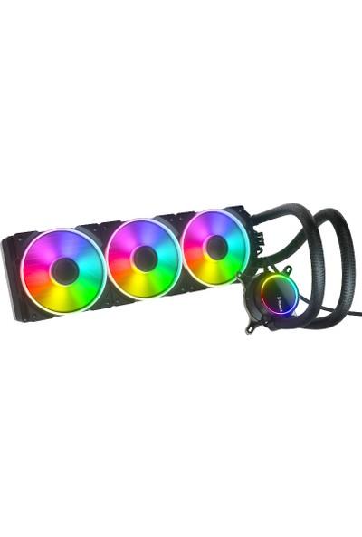 Fractal Design Celsius+ S36 Prisma Argb 360MM Işlmeci Sıvı Soğutucu