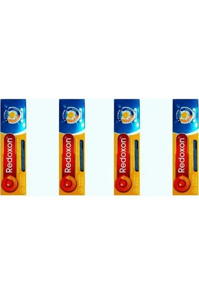 Redoxon C Vitamini, D Vitamini ve Çinko Üçlü Etki 15 Efervesan Tablet x 4