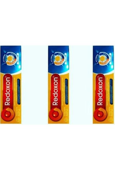 Redoxon C Vitamini, D Vitamini ve Çinko Üçlü Etki 15 Efervesan Tablet x 3