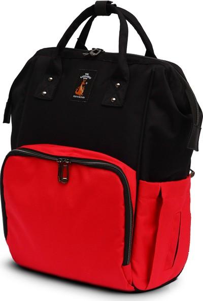 The Kangaroo Bag Luxury Anne Bebek Bakım Sırt Çantası