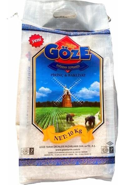 Göze Osmancık Pirinç 10 kg
