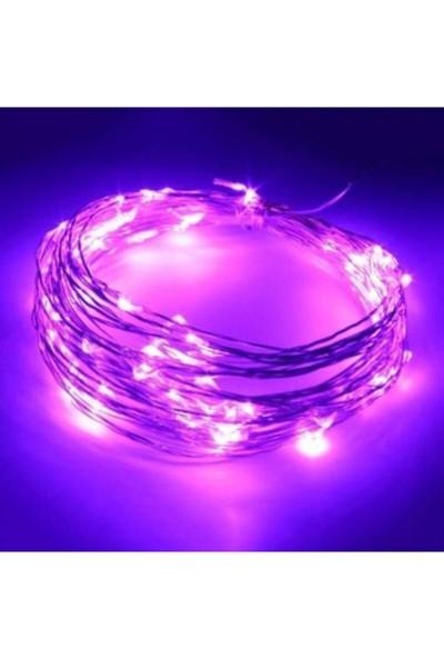 PR Peri LED Işık 3 Metre (Sarı) Pilli