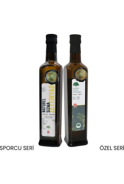 Agach Zeytinyağları - Altın Madalya Ödüllü Sporcu Seri ve Özel Seri