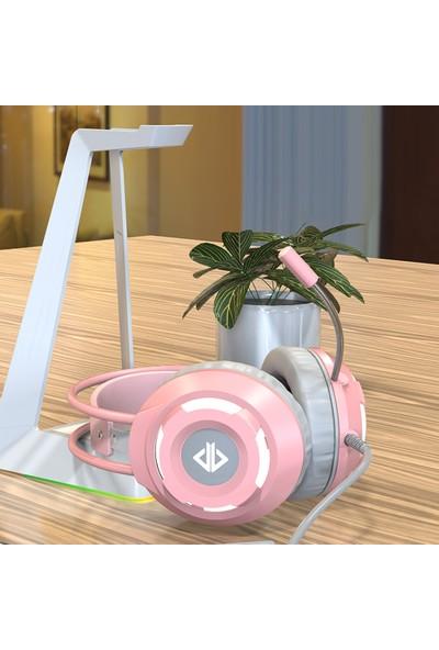 Ajazz AX120 USB Kablolu Kulaklık 3.5 mm Stereo Gaming (Yurt Dışından)