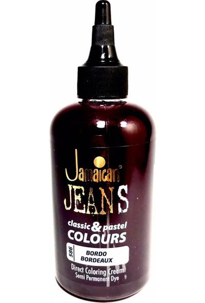 Jamaican Jeans Color Saç Boyası Mor BOYA1022