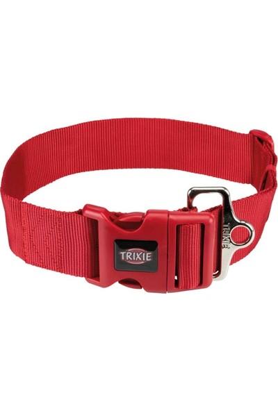 Trixie Köpek Premium Boyun Tasması L-Xxl Kırmızı