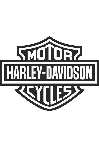 Sticker Fabrikası Harley Davidson Sticker 00317
