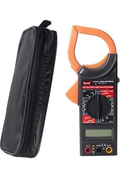 Dt 266 Digital Pensampermetre