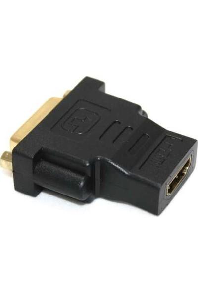 Teknogreen TKD-666 24+5 DVI Dişi HDMI Dişi Konnek