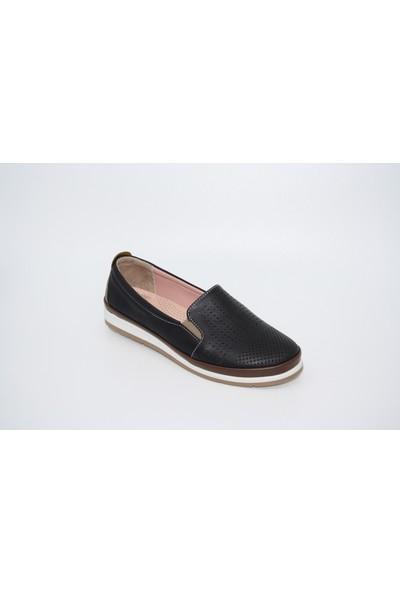 Ceylanlar Kadın Günlük Kullanım Comfort Ayakkabı GN101