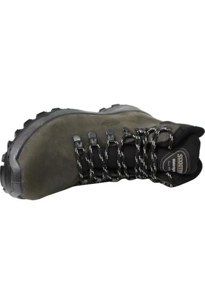 Scooter M1231 Ca Gri Anotomik Su Geçirmez Erkek Ayakkabı Bot