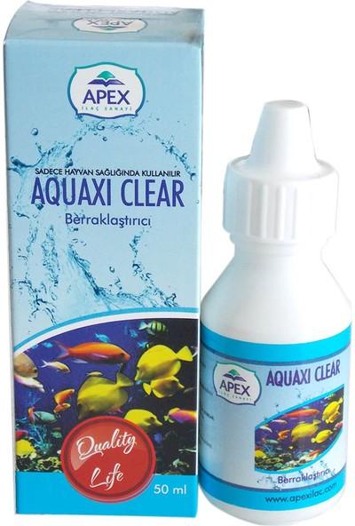 Rennway Akvaryum Berraklaştırıcı Aquaxi Clear - Apex
