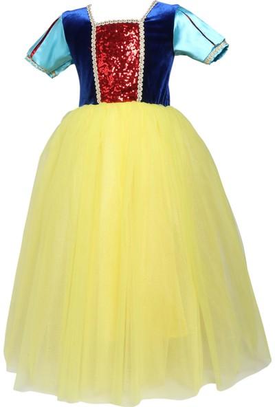 Janjan Kostüm Pamuk Prenses Kostümü