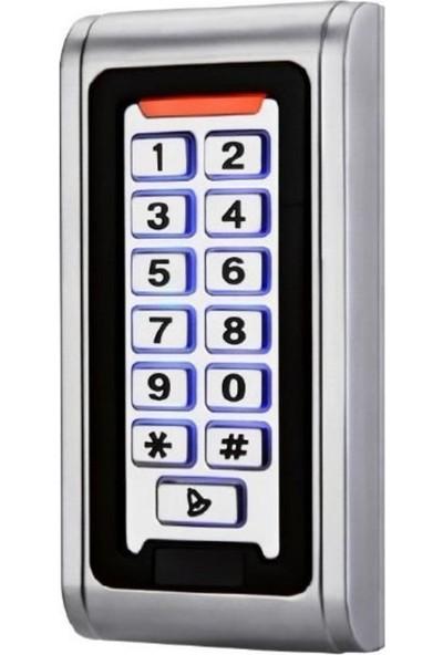 Şifreli ve Kartlı Kapı Açma Paneli ( Proximity Kart Okuyucu )