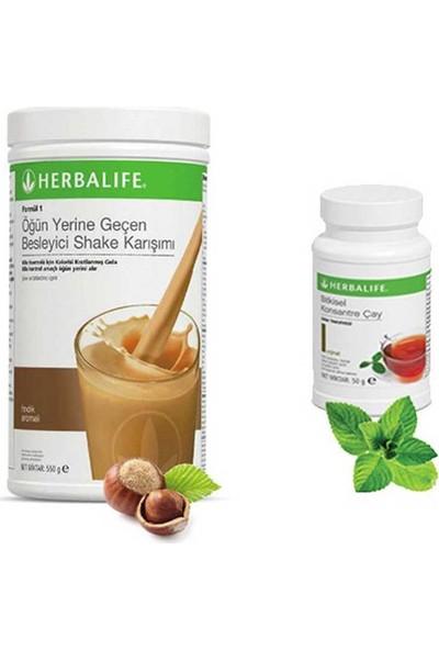 Herbalife Fındık Shake - Klasik Çay 50 gr