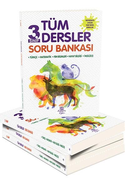Kocagöz Kitap 3. Sınıf Tüm Dersler Soru Bankası