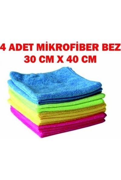 Almi Almix Mikrofiber Bez 4'lü