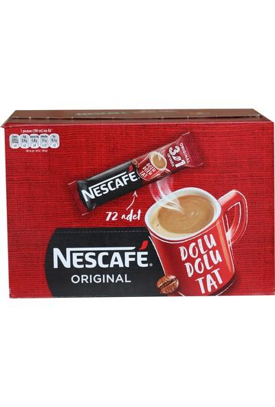 Nestle Nescafe 3ü1 Arada Phnx 72'li 17,5 gr