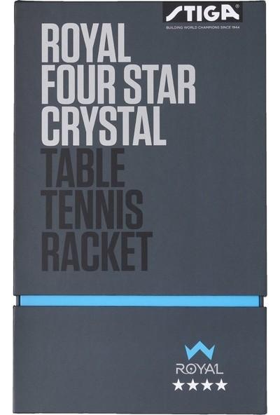 Donic Schildkröt Stiga Royal 4 Star Crystal
