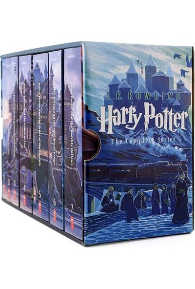 Harry Potter 1 - 7 - Special Edition - Packed - J. K. Rowling