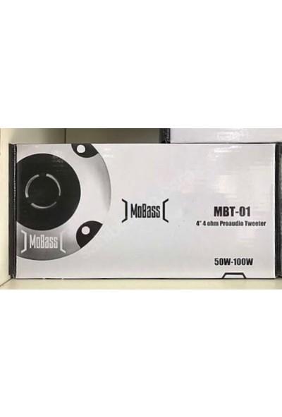 Mobass Mbt-01 Tweeter 100 Watt 50 Rms Amfı Uyumlu