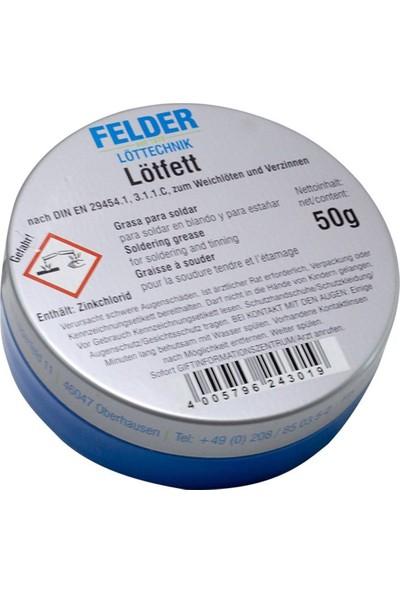 Lötfett Felder Lehim Pastası 50GR