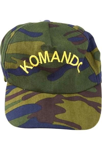 Parıltı Kostüm Ve Giyim Evi Komando Asker Kostümü