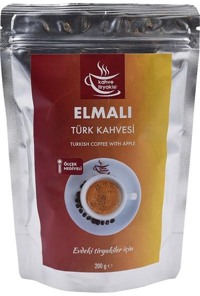 Kahve Tiryakisi Elmalı Türk Kahvesi 200 gr Paket