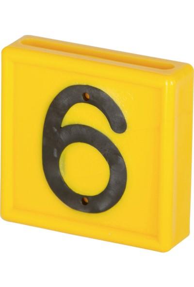 Kerbl Boyun Numarası No:6-9