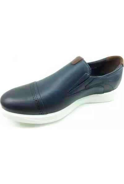 Forex 2917 Erkek Günlük Hakiki Deri Ayakkabı