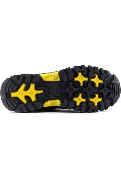 Kayra Chic Foots 101 Erkek Outdoor Ayakkabı-Haki Sarı