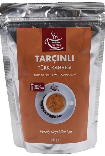 Kahve Tiryakisi Tarçınlı Türk Kahvesi 200 gr