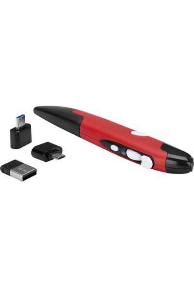 Hytech Pr-03 2.4ghz Kalem Tipi Kablosuz Mouse
