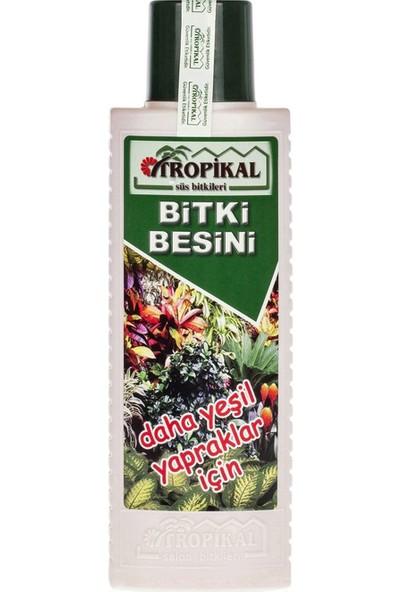 Tropikal Daha Yeşil Yapraklar Için Bitki Besini – 225ml