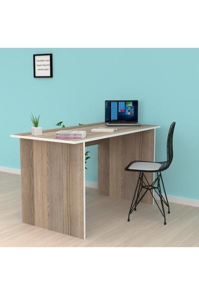 Kenzlife Ofis Masası Tamiko 075*140*80 Crd Bilgisayar Çalışma Büro
