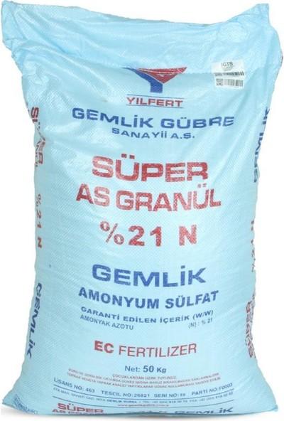 Gemlik Gübre Amonyum Sülfat 21 50 kg