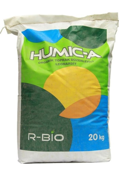 Humic R Bio Humic A Leonarditli Toprak Düzenleyici 1kg