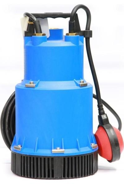 Sumak Sdf5 Plastik Gövdeli Drenaj Dalgıç Pompa 0.5 Hp 220V