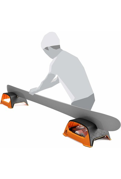 Happynorwegian Mr. Grippy Kayak Akord Standı