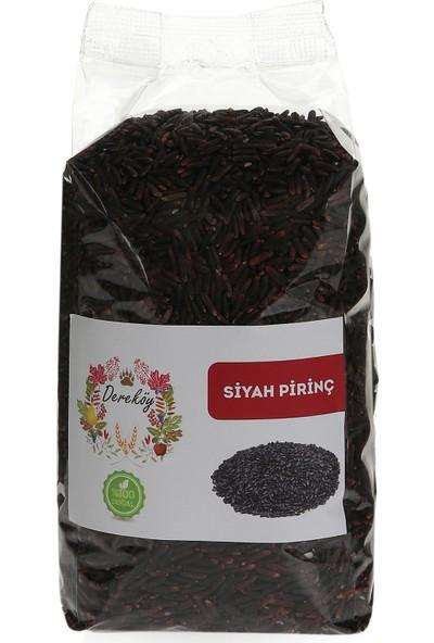 Dereköy Yöresel Ürünler Glutensiz Siyah Pirinç 500 gr
