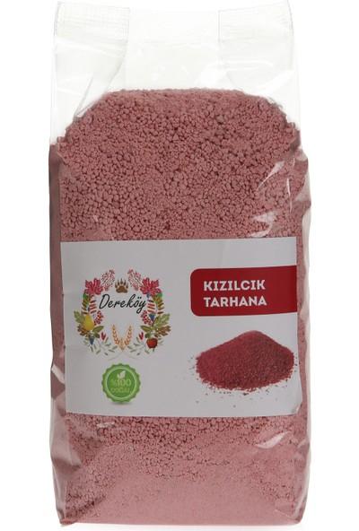 Dereköy Yöresel Ürünler Dereköy Yöresel Kızılcık Tarhanası 500 gr
