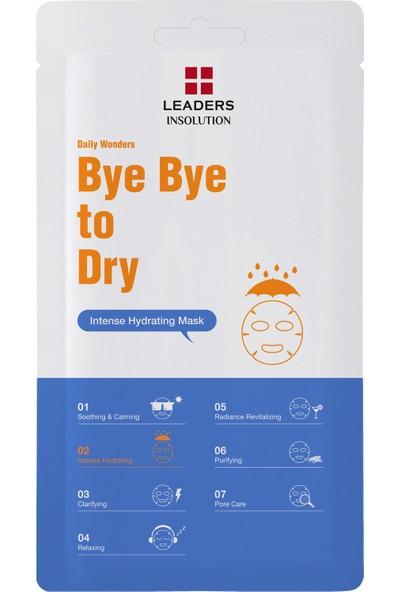 Leaders Daily Wonders Yoğun Nemlendirici Maske
