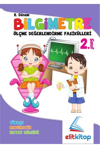 Gendaş Yayınları 2. Sınıf Bilgimetre