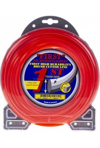 Fırst Misina 2.7mm 72M Kırmızı Yuvarlak