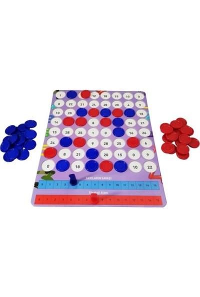 Toybazz Sayıların Savaşı Zeka ve Strateji Oyunu
